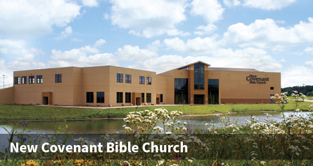 Photo of the New Covenant Bible Church, Cedar Rapids