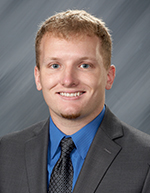 A headshot of Mitch Christensen, Engineer at Anderson Bogert Engineers & Surveyors